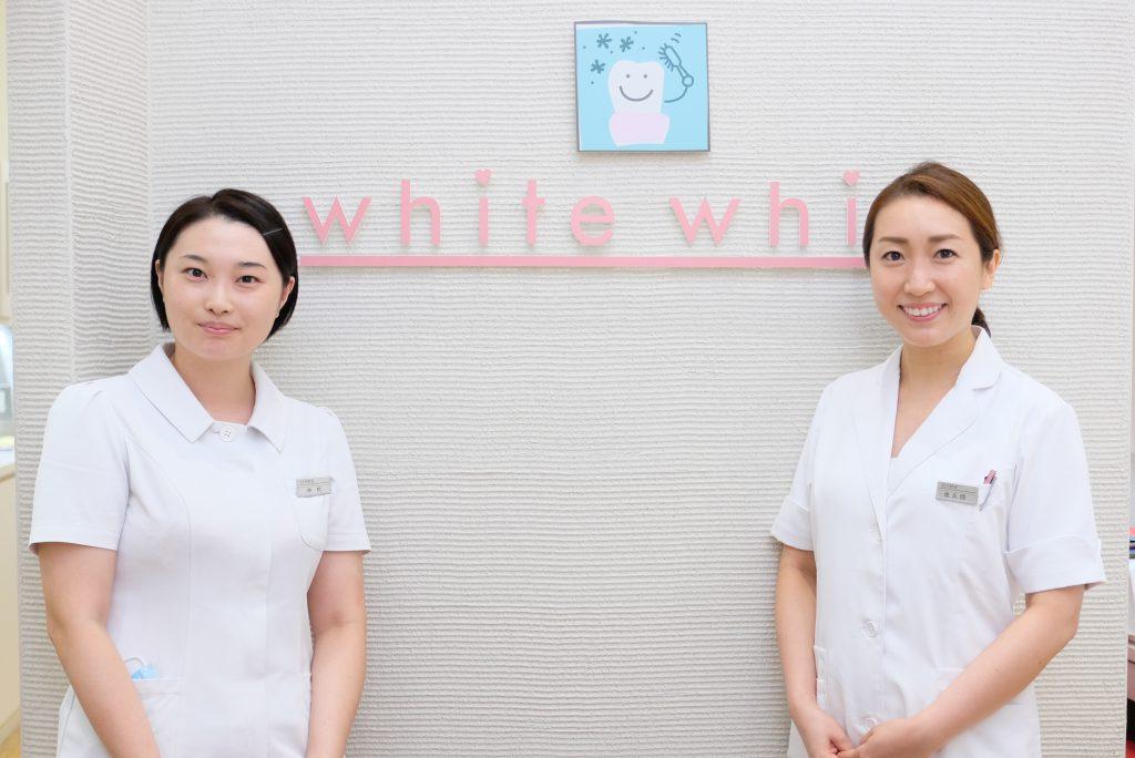 ホワイトホワイトルミネ有楽町店